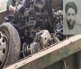 Jammu Kashmir: 3 लाख के इनामी हिज्ब आतंकी की निकली IED से लदी कार, परिजनों से भी की पूछताछ