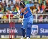 रोहित T20I में सिंगल डिजिट पर आउट होने में नंबर 2, पहले स्थान पर है पाकिस्तानी बल्लेबाज