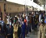 COVID-19: ट्रेन में सफर करने से बचें गर्भवती महिलाएं, बच्चे व बुजुर्ग, रेलवे की अपील