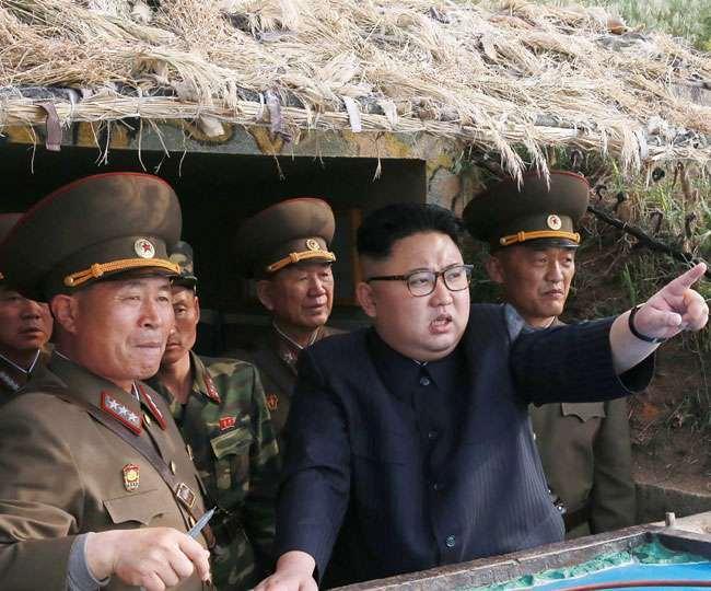 Tyrant Kim Jong terrified of Corona sentenced to death near China border  Jagran Special