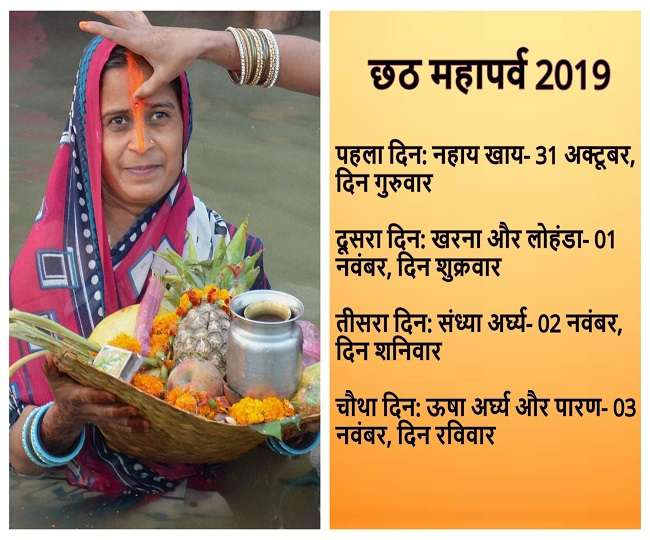 Chhath Puja 2019 Date: 31 अक्टूबर से प्रारंभ हो रहा है सूर्य की उपासना का महापर्व छठ, इस व्रत के हैं चार अहम पड़ाव