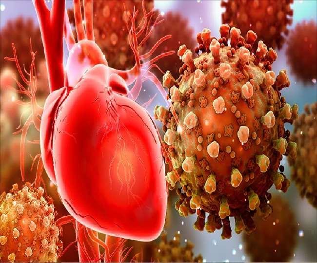 कोरोना वायरस संक्रमण के साइड इफेक्ट, सावधानी बरतें, हृदय की मांसपेशियों में आती हैं सूजन