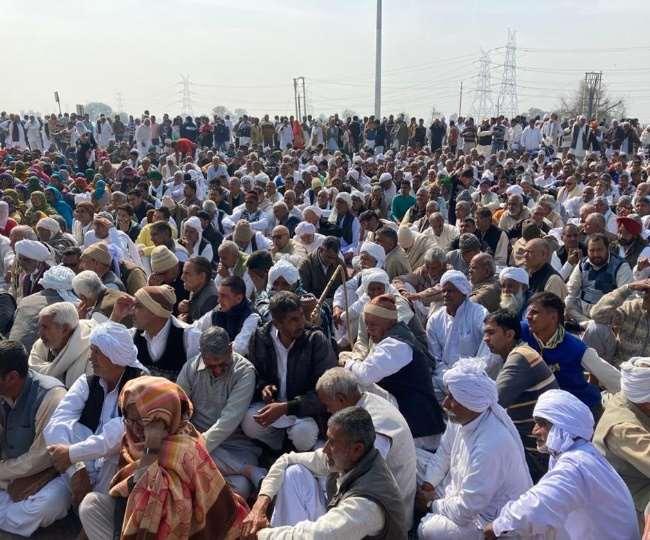 कृषि कानूनों के खिलाफ  प्रदर्शनों की अगुआई कर रहे संयुक्त किसान ने 25 सितंबर को 'भारत बंद का आह्वान