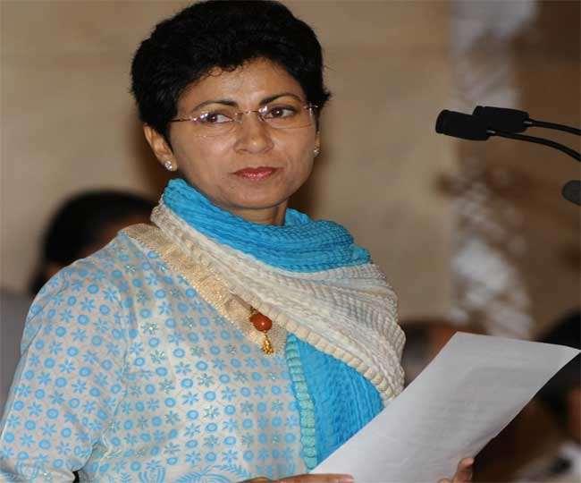 हरियाणा कांग्रेस अध्यक्ष कुमारी सैलजा की फाइल फोटो।