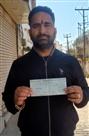 कटड़ा निवासी रमन सिंह ने प्रधानमंत्री राहत कोष में दिए एक लाख रुपये
