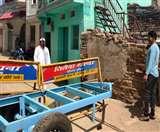 Lockdown Update: कोडरमा में लोगों ने अपने घराें को किया कोरोंटाइन, बाहरी लोगों के प्रवेश पर रोक