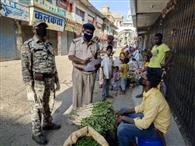 सब्जी व फल की दुकानें शहर के छह नए जगहों पर खुलेगी