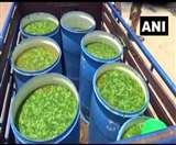 तमिलनाडु में घर पर ही लोग तैयार कर रहे हैं सैनिटाइजर, सड़कों पर कर रहे स्प्रे