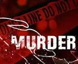लखनऊ में बुजुर्ग चौकीदार की हत्या, खून से लथपथ शव फार्म हाउस के गेट पर मिला