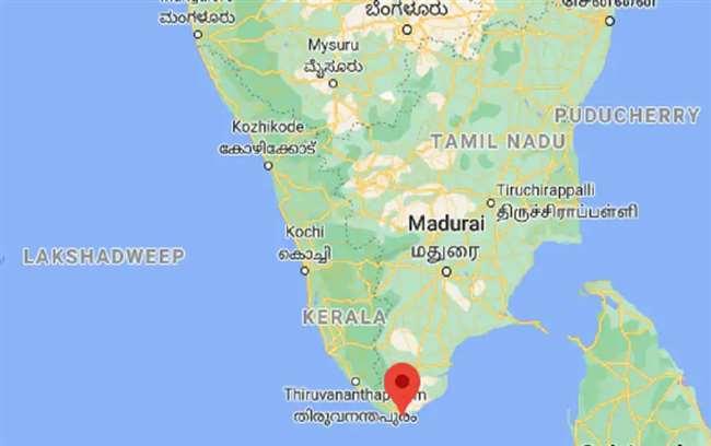 तमिलनाडु-केरल की सीमा पर स्थित जिले में कभी था लेफ्ट का वर्चस्व