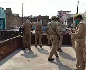 चित्रकूट में लॉकडाउन ने चोरों ने तोड़ा कपड़ा व्यापारी के घर का लॉक, 28 लाख की चोरी