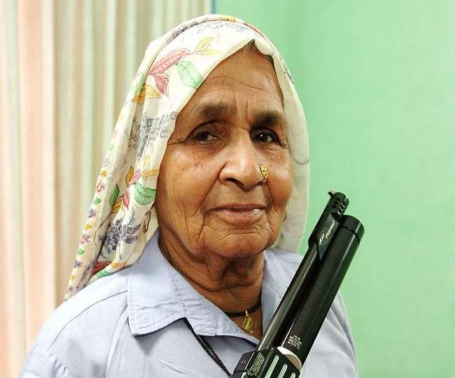 Shooter Dadi Chandro Tomar passed away at the age of 89 due to Covid-19.