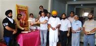 अरोड़ा महासभा ने मनाया श्री अरूट जी महाराज का जन्मदिवस