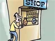 देसी शराब की चार दुकानों का आवंटन आबकारी विभाग के लिए बना सिरदर्द