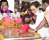 राजकीय सम्मान के साथ हुआ छत्तीसगढ़ के पहले मुख्यमंत्री अजीत जोगी का अंतिम संस्कार