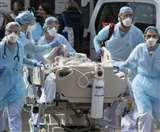 देश में पांच हजार के करीब पहुंचा मौतों का आंकड़ा, एक दिन में रिकॉर्ड 7,964 मामले, 265 मौतें
