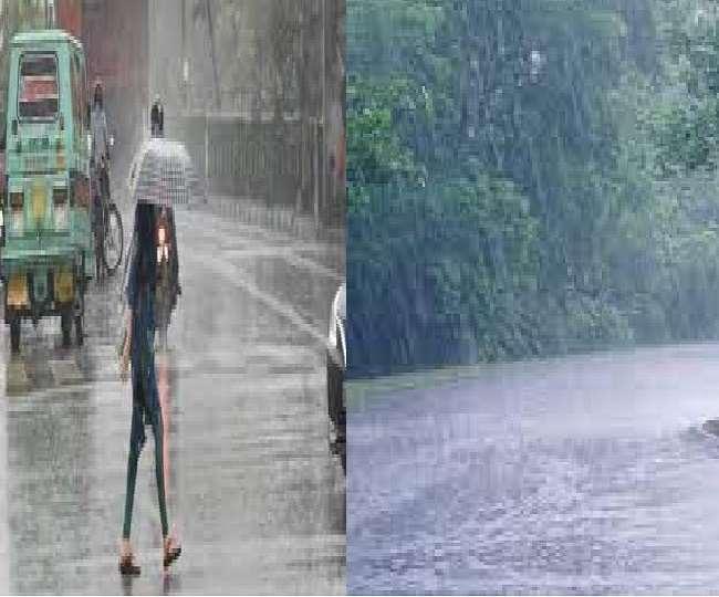 अगले दिन तक दिल्ली का मौसम रहेगा सुहाना, IMD ने देश के इन इलाकों के जारी किया बारिश का अलर्ट