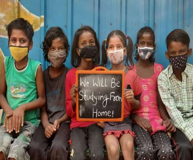 States also announce welfare schemes for children orphaned by corona  epidemic