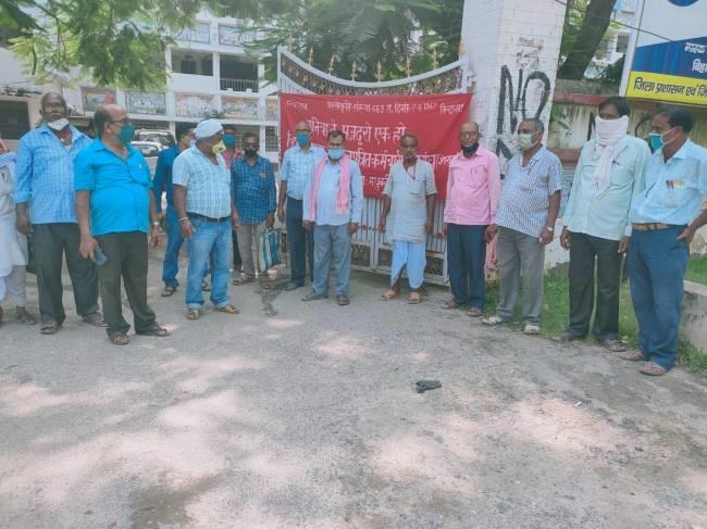 50 वर्ष आयु वाले सरकारी सेवकों के जबरन सेवानिवृत्ति की साजिश का विरोध