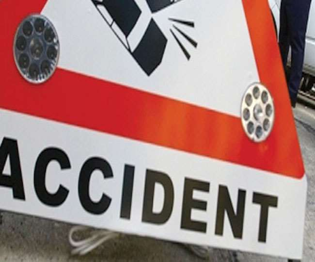 Road accident Three dead including two brothers two injured in accident in  Supaul and Jamui