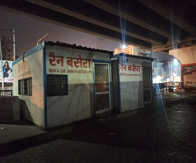 People of panipat shivering in winter but The administration did not open  the shelter