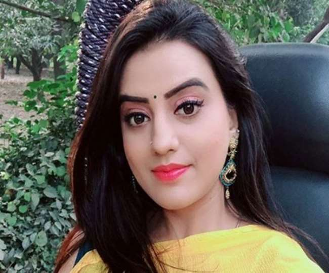 Bhojpuri singer Akshara Singh has increased problem in the case of ...