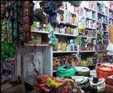 कोरोना के कारण लॉकडाउन: बाजार बंद पर जरूरी सामानों की दुकानें खुलीं