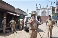 बागपत से निजामुद्दीन गए लोग पुलिस के रडार पर