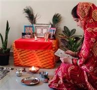 हर घर में हुआ मां कालरात्रि का पूजन