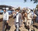 Corona Heroes: घर परिवार भूल लोगों की सुरक्षा में जुटे हैं डीसीपी गुरमीत सिंह
