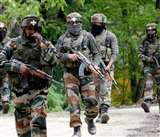उत्तरी कश्मीर में एलओसी के नजदीक आतंकी ठिकाना ध्वस्त, हथियार-गोलाबारूद बरामद