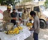 Positive India: पीएसी के रिक्रूट रोजाना मिटा रहे दो सौ जरूरतमंदों की भूख Meerut News