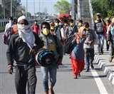Panipat Lockdown: फैक्ट्री मालिक और ठेकेदार करेंगे कामगार की देखभाल, अगर कहीं गए तो खैर नहीं