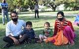Coronavirus:राहत कैंप में पहुंचने के बाद लगा जैसे स्वर्ग में आ गए हम Rampur News