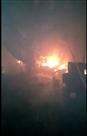 बेला प्लास्टिक फैक्ट्री में लगी आग से लाखों का नुकसान