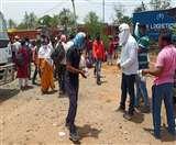 लॉकडाउन में चौपारण के युवाओं ने पेश की मिसाल, 66 दिनों में 50 हजार से अधिक लोगों तक पहुंचाया भोजन