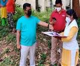 क्वारंटाइन सेंटर में पत्नी को छोड़ भागा प्रवासी मजदूर, तलाश में जुटी पुलिस Lohardaga News