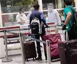 स्पेशल फ्लाइट से पहुंचे 144 यात्री, यूक्रेन में फंसे थे चंडीगढ़, हरियाणा, पंजाब, हिमाचल व राजस्थान के लोग
