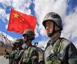 लद्दाख बॉर्डर से 30 किमी की दूरी पर चीन कर रहा है भारी संख्या में सैनिकों और तोपों की तैनाती