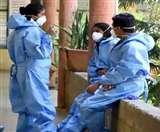 Live Chandigarh Coronavirus Update : कनाडा से लौटी महिला समेत चार लोगों की रिपोर्ट कोरोना पॉजिटिव, संक्रमितों की कुल संख्या 293 हुई