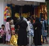 Relaxation of Lockdown : लॉकडाउन में छूट मिलते ही रामपुर के बाजारों में लौटी रौनक, खुश नजर आए व्यापारी Rampur News