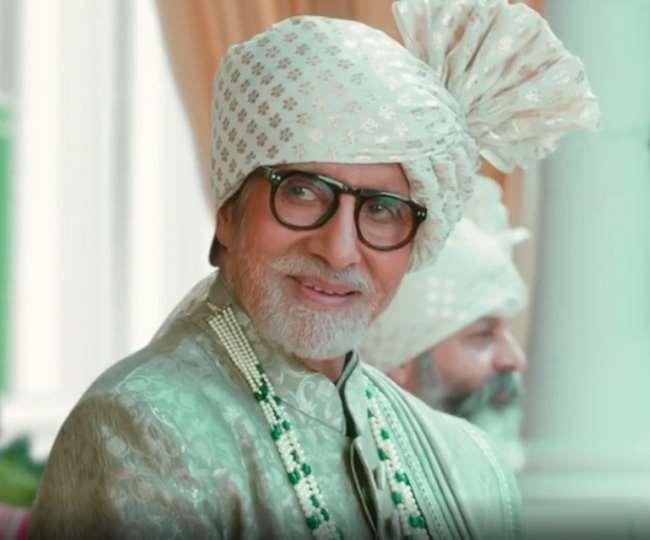 बॉलीवुड अभिनेता अमिताभ बच्चन , Instagram: amitabhbachchan
