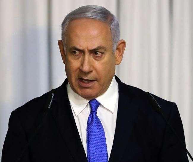 इजरायल में बेंजामिन नेतन्याहू के विरोधियों ने किया हाथ मिलाने का एलान
