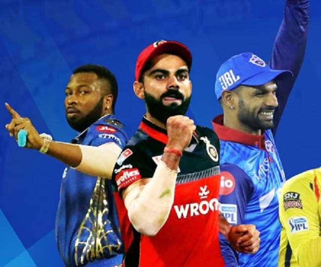 IPL 2021 के बाकी मैच यूएई में खेले जाने हैं (फोटो आइपीएल ट्विटर)