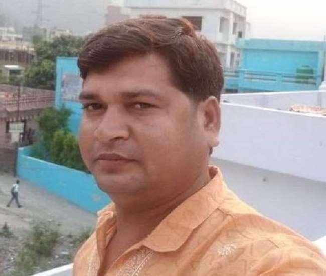पूर्व सभासद की कोरोना से मौत, बच्चों के सिर से उठा पिता का साया Aligarh News
