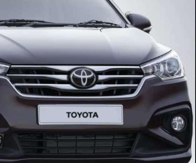 टोयोटा ने भारत में HYRYDER नेमप्लेट को पहले ही ट्रेडमार्क कर दिया है।