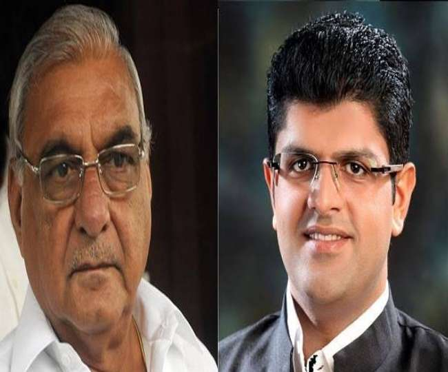 Know reply of Haryana Deputy Chief Minister Dushyant Chautala to former CM Bhupendra  Singh Hooda