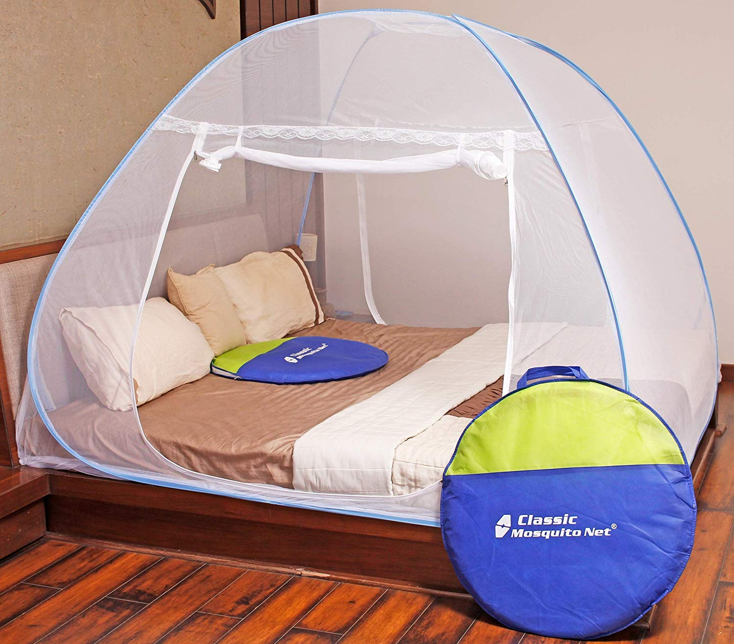 These Mosquito Nets will protect you from Dengue and Chikungunya