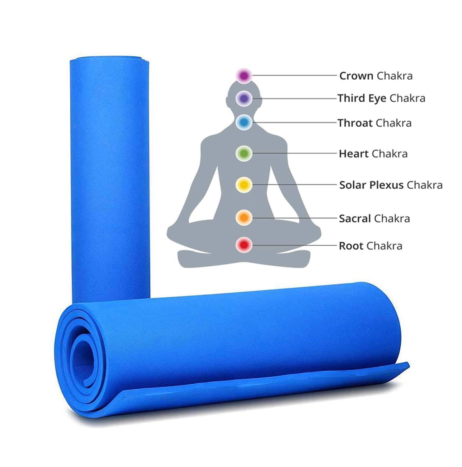Buy Yoga and Exercise Mat on amazon at discount price