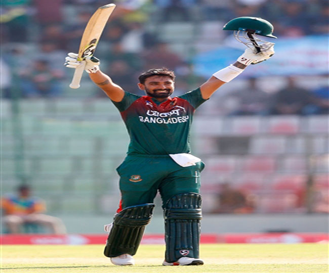 Mashrafe Mortaza steps down as Bangladesh's ODI captain
